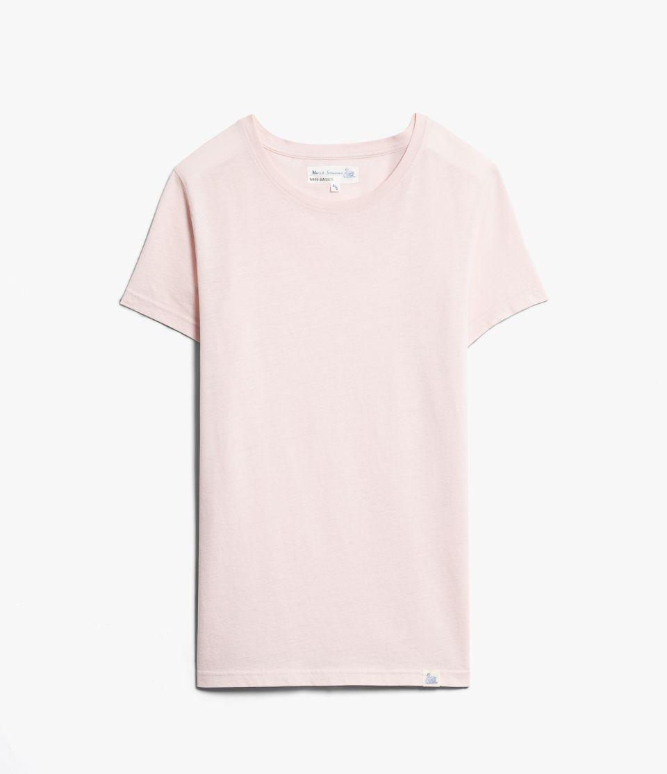 SCHWANEN Frauen Crewneck T-Shirt Tee green tea WCT01 MERZ B